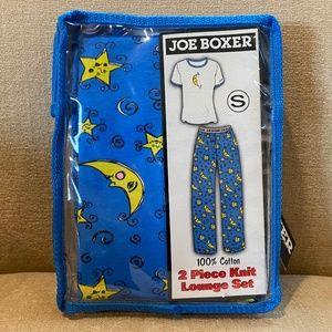 Joe Boxer Girlfriend! Two Piece Knit Loung…